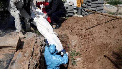 أحدهم شاب : 6 وفيات جديدة بكورونا في نابل |