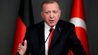 """أردوغان يرد على خطاب الرئيس الفرنسي """" ماكرون يحتاج إلى علاج عقلي"""""""
