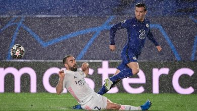 إصابة جديدة تغيب مدافع ريال مدريد