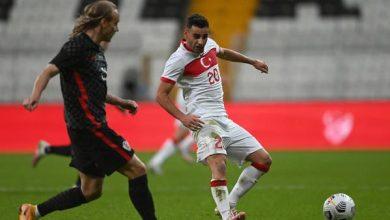 إعلان إصابة مدافع كرواتيا بكورونا بين شوطي المباراة