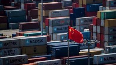 ارتفاع معدل التضخم الصيني الشهر الماضي