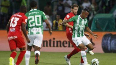 استئناف الدوري الكولومبي الشهر المقبل