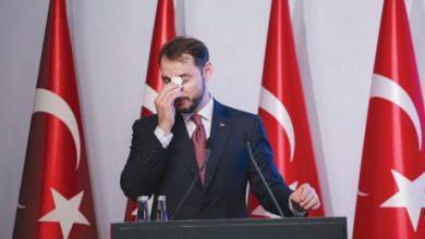 استقالة صهر إردوغان تلجم انهيار الليرة التركية