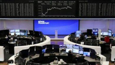 استقرار الأسهم الأوروبية إلى حد كبير