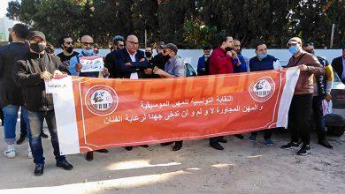 الأمن يمنع الفنانين من التحرك إلى القصر الرئاسي