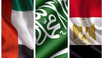 الإمارات ومصر تدينان بشدة إطلاق الحوثي صاروخا باتجاه الرياض