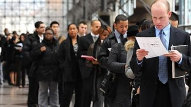 البطالة البريطانية في ذروة ربع قرن