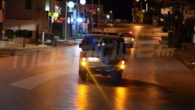 التمديد في حظر الجولان إل غاية 31 مارس