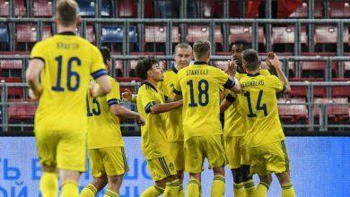 السويد تتغلب على روسيا قي لقاء ودي