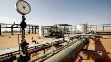 العراق لتوقيع عقد مع شركة عالمية لاستثمار الغاز في حقل عكاس