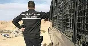 القصرين: القبض على مهرب قام بدهس عون حرس وطني |