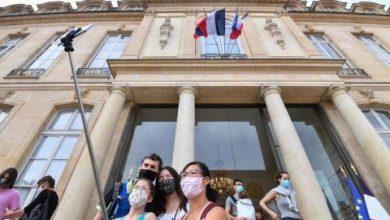 القصر الرئاسي الفرنسي يستقبل الزوار رغم زيادة إصابات «كورونا»