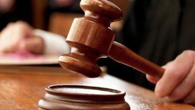 المحكمة الابتدائية بباجة تصدر لأوّل مرّة حكمين بالاعدام على نفس الشخص فى جريمتي قتل منفصلتين |