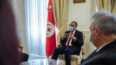 المشيشي يدعو إلى الاعتناء أكثر بمشاغل الجالية التونسية في فرنسا