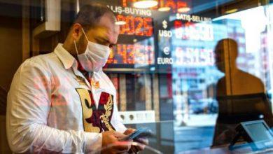 المعنويات الاقتصادية في تركيا تراجعت 3.5 % في ديسمبر