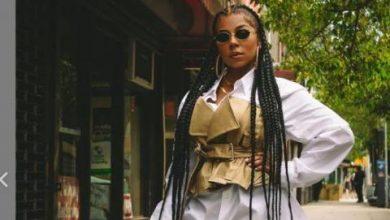 المغنية الأميركية أشانتي تعلن إصابتها بفيروس كورونا