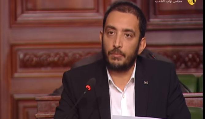النائب ياسين العياري يطالب وزير الشباب والرياضة بعزل وديع الجريء |