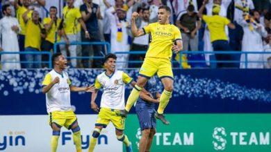 النصر يخوض مبارياته على ملعب جامعة الملك سعود