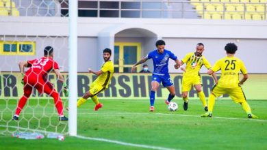 النصر يهزم اتحاد كلباء ويبلغ نهائي كأس الخليج