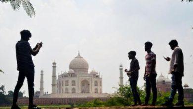 الهند تعيد فتح «تاج محل» رغم ارتفاع قياسي في حالات «كورونا»