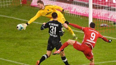 بايرن ميونخ يبتعد بصدارة الدوري الألماني