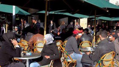 بداية من يوم الإثنين 28 سبتمبر منع الكراسي في المقاهي |