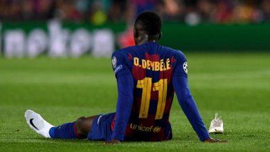 برشلونة يريد التخلص من 5 لاعبين في الشتاء.. يتقدمهم ديمبيلي