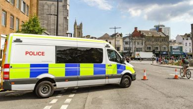 بريطانيا.. شرطة ويلز تتعامل مع حادث أمني خطير أوقع ضحايا