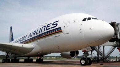 بسبب أزمة «كورونا»... خطوط جوية تقدم وجبات طعام على متن طائرة متوقفة