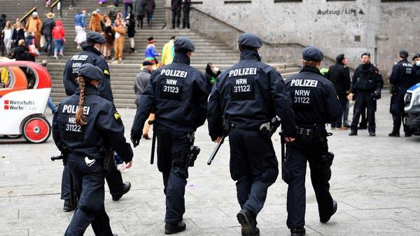 """بسبب """"حفلة كورونا"""".. أعمال عنف واعتقال 39 شخصا بألمانيا"""