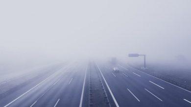 بلاغ مروري: توخّي الحذر بهذه الطرقات بسبب ضباب كثيف |