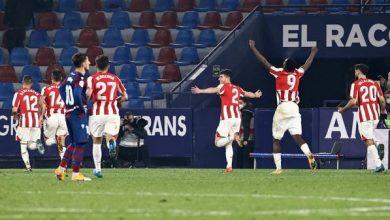بلباو يهزم ليفانتي ويواجه برشلونة في نهائي الكأس