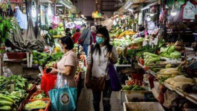 تراجع أسعار المستهلك في الصين الشهر الماضي