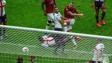 تقارير: إصابة إبراهيموفيتش خلال التدريبات