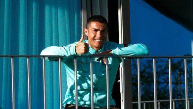 تقارير.. عودة رونالدو إلى إيطاليا رغم إصابته بكورونا