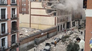 تلفزيون: سماع دوي انفجار في وسط العاصمة الإسبانية مدريد