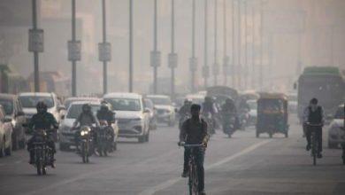 تلوث «حاد» في هواء عاصمة الهند لليوم الثالث