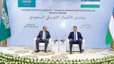 توافق سعودي ـ أوزبكستاني على زيادة التعاون الاقتصادي ورفع التدفقات الاستثمارية