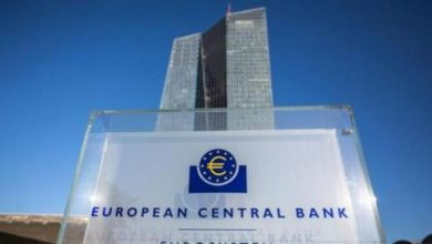 توقعات بالإبقاء على السياسة النقدية لمنطقة اليورو دون تغيير