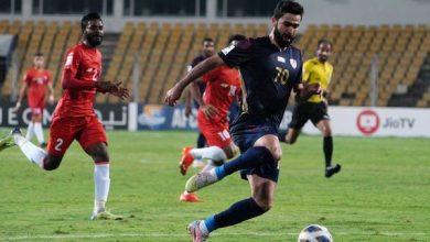 خربين يتألق ويقود الوحدة الإماراتي إلى ثمن نهائي دوري أبطال آسيا