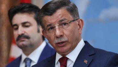 داود أوغلو: رأيت بعيني فساد مناقصات أردوغان