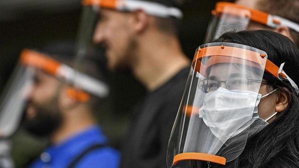 دراسة: أقنعة الوجه البلاستيكية ليست بديلًا لـ الكمامة