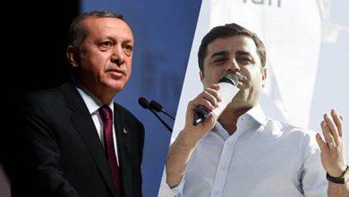 ديمرتاش: اعتقالي مهّد لفرض النظام الرئاسي في تركيا