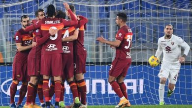 روما يضاعف جراح تورينو بثلاثية في الدوري الإيطالي