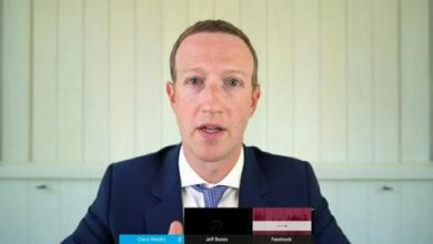 زوكربيرغ يأمل ألا يدمر «فيسبوك» المجتمعات كما نعرفها