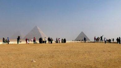عام الجائحة يفقد مصر ثلثي إيرادات السياحة
