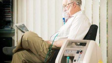 علاج كورونا بالأكسجين في المنازل قد يسبب تلفاً دائماً بالرئة