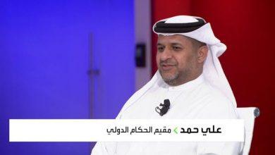 """علي حمد: الحكم حرم الوحدة من """"جزائية"""" أمام الشباب"""