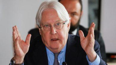 غريفثس يطلع مجلس الأمن على هجوم مطار عدن وتحقيقات الحكومة