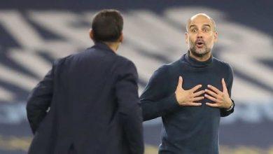 غوارديولا: تركيز مانشستر سيتي سيتحول إلى الدوري